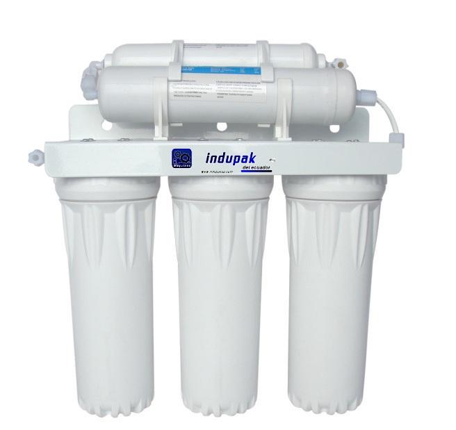 Purificadores de agua purificadores de agua alcalina for Purificadores de agua domesticos